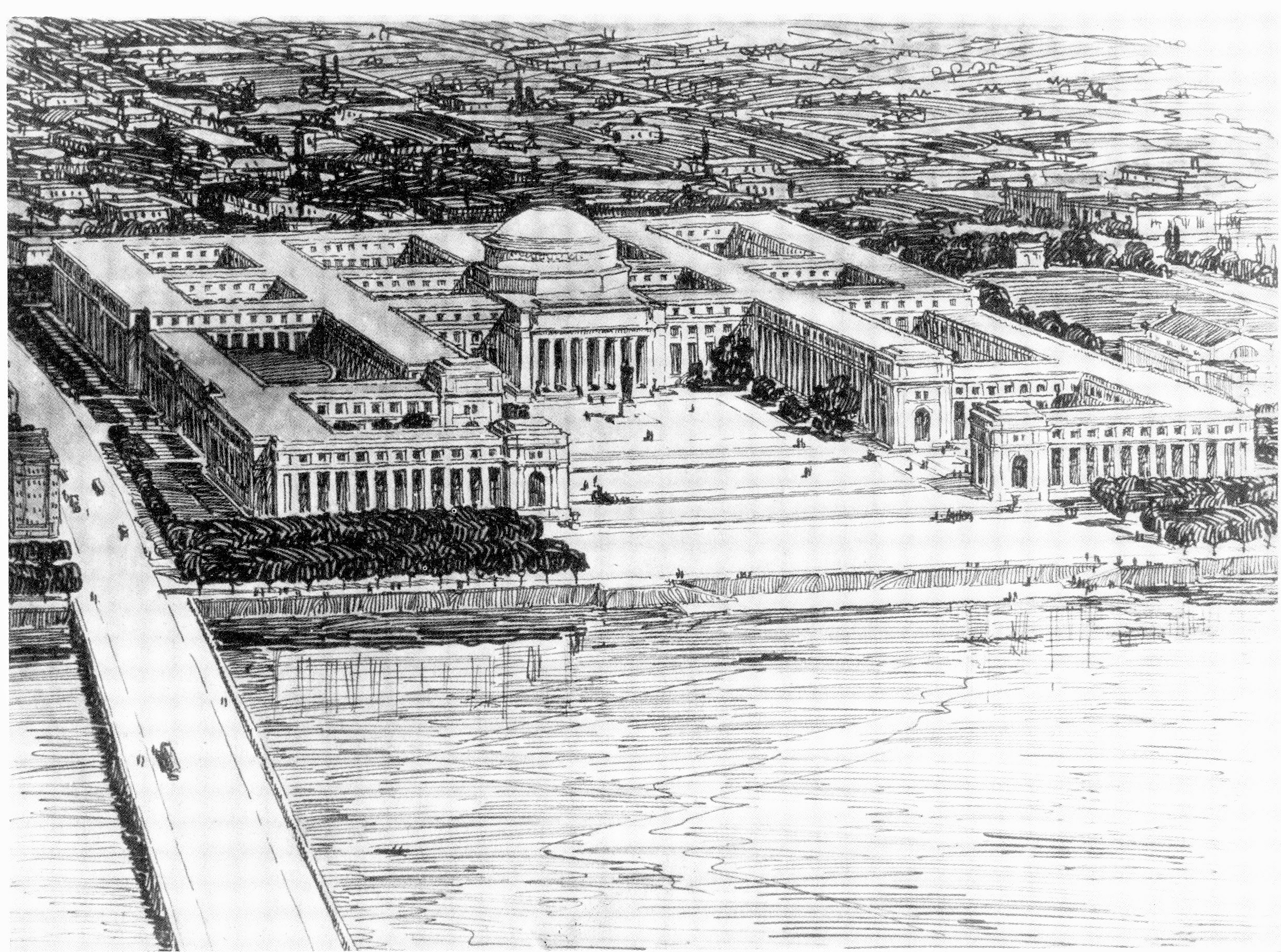 MIT in 1913  [MiT Museum]
