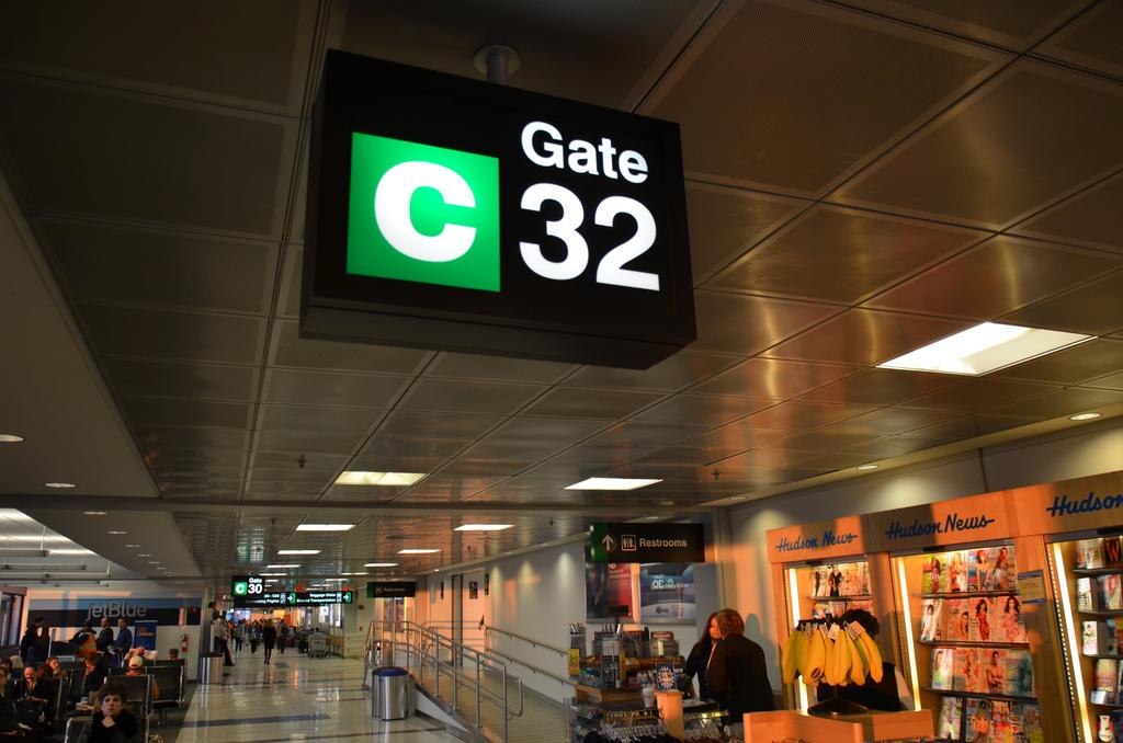 Logan Airport  [© Michael Kappel]
