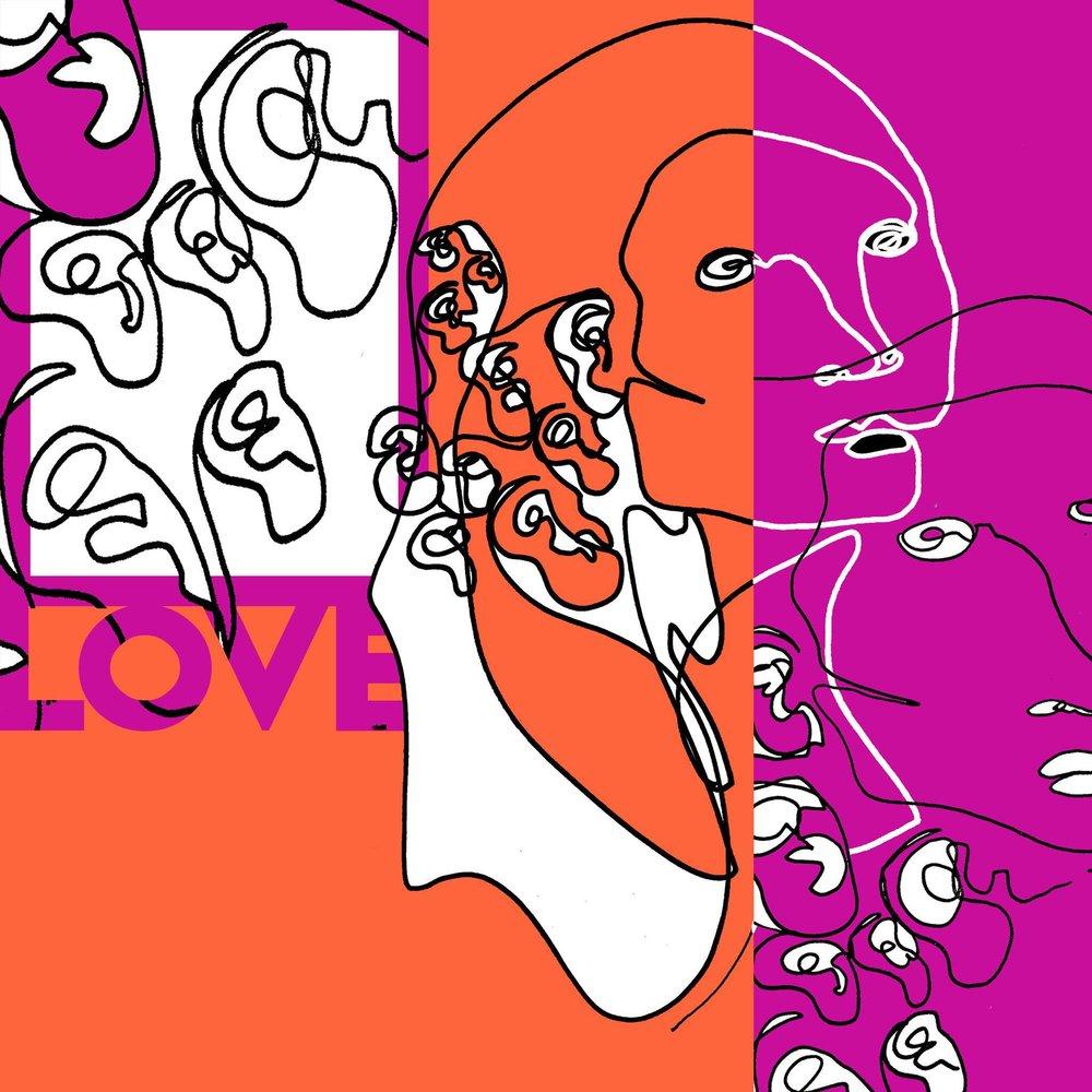 love  by Robert Mayo