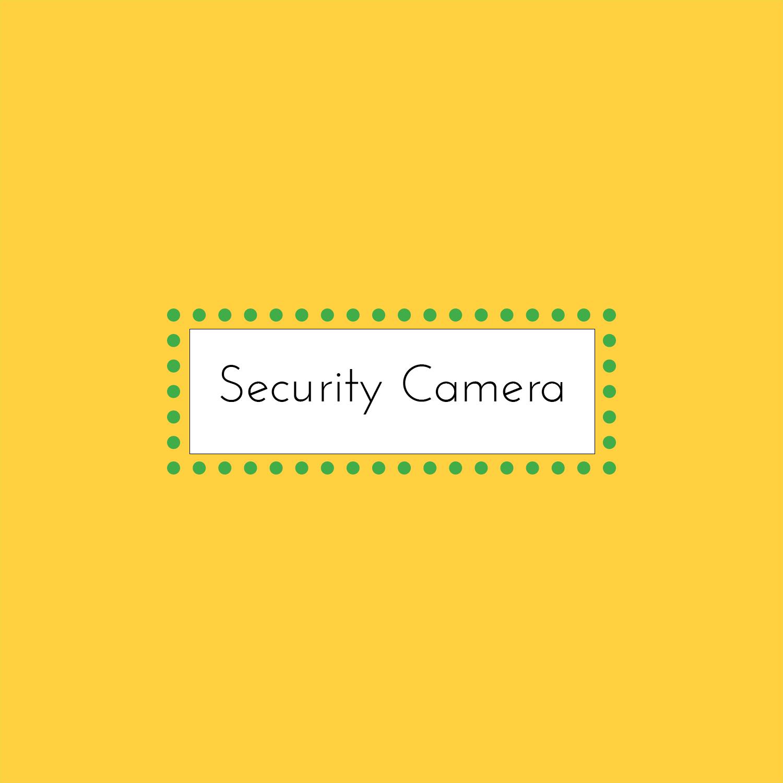 Security Camera by Patrick Ronan
