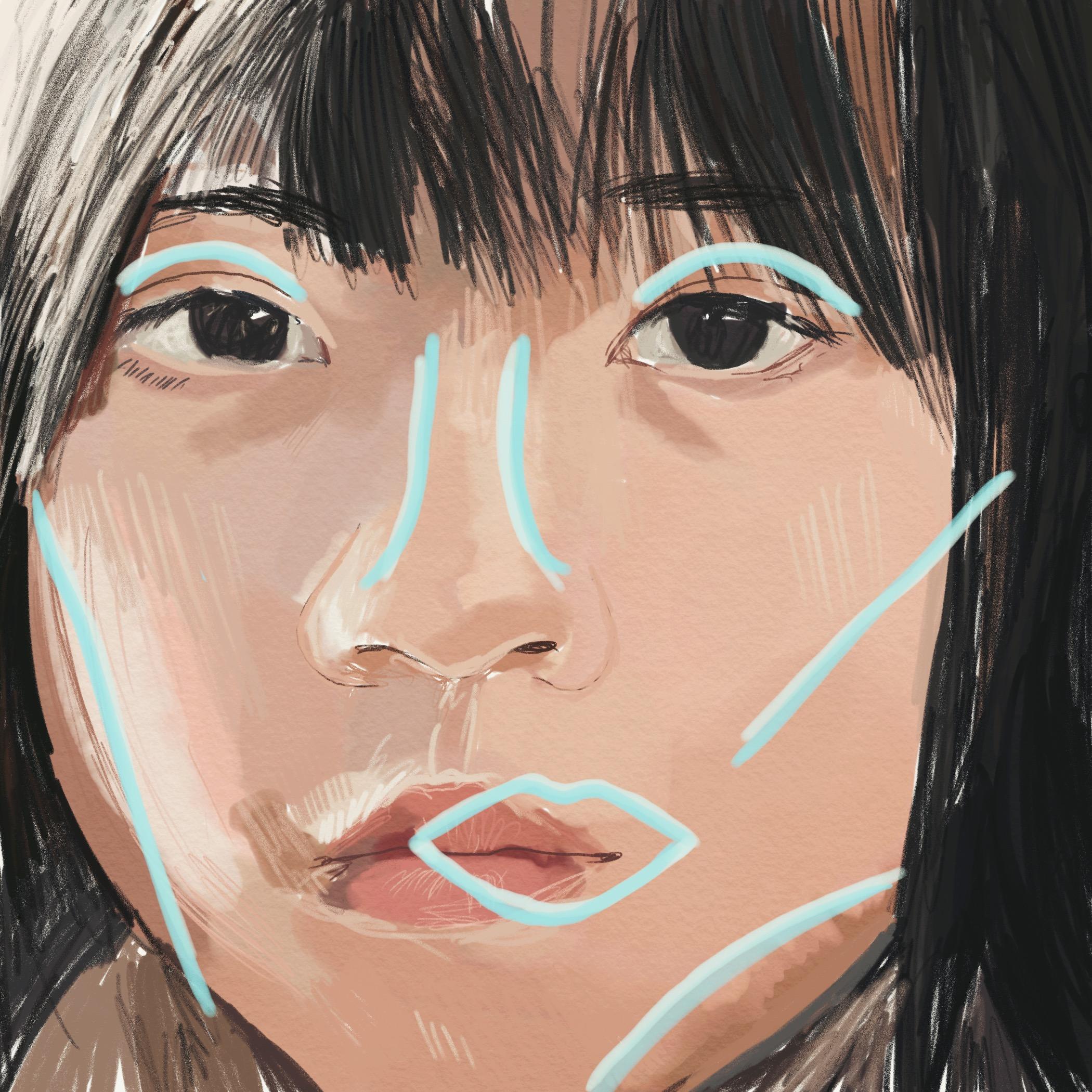 body talk  by Sarah Lu