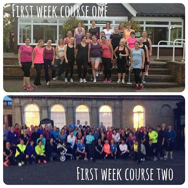 Throwing it back to this day 4 year's ago when our group literally tripled in size overnight! What an incredible sight it was to see 90+ ladies in all of their high viz glory turn up to run with us! 💜  Were you there? Comment below if you were ⬇️ There are still spaces available on our current beginners Run30 course.. come and join us this week. Link in bio  #runlikeagirl #womensrunning #womensrunningcommunity #leamingtonspa #beginnersrunning #improversrunning #flashback #throwback