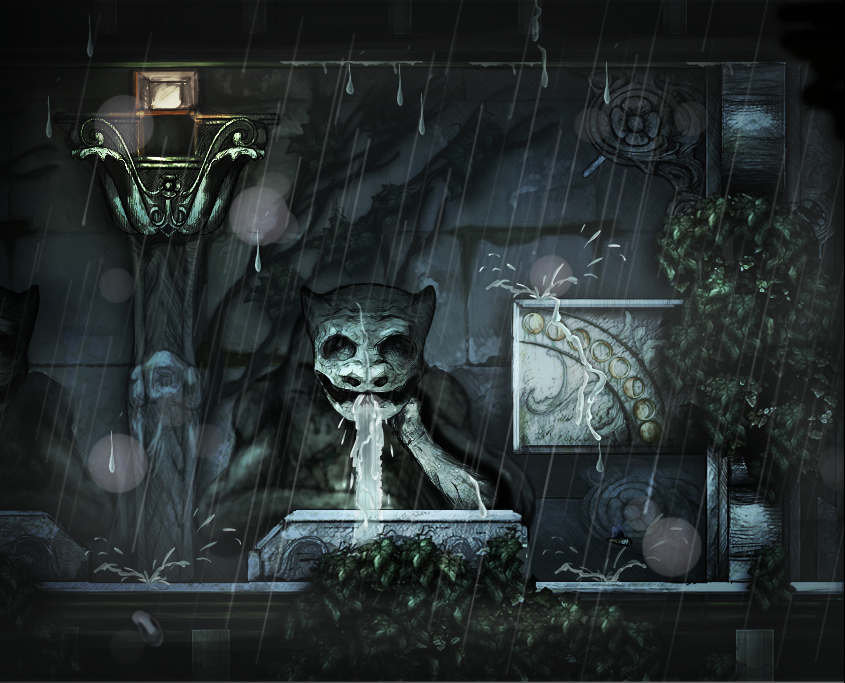 Spider: Rite of the Shrouded Moon | Tiger Style Games | Concept Art