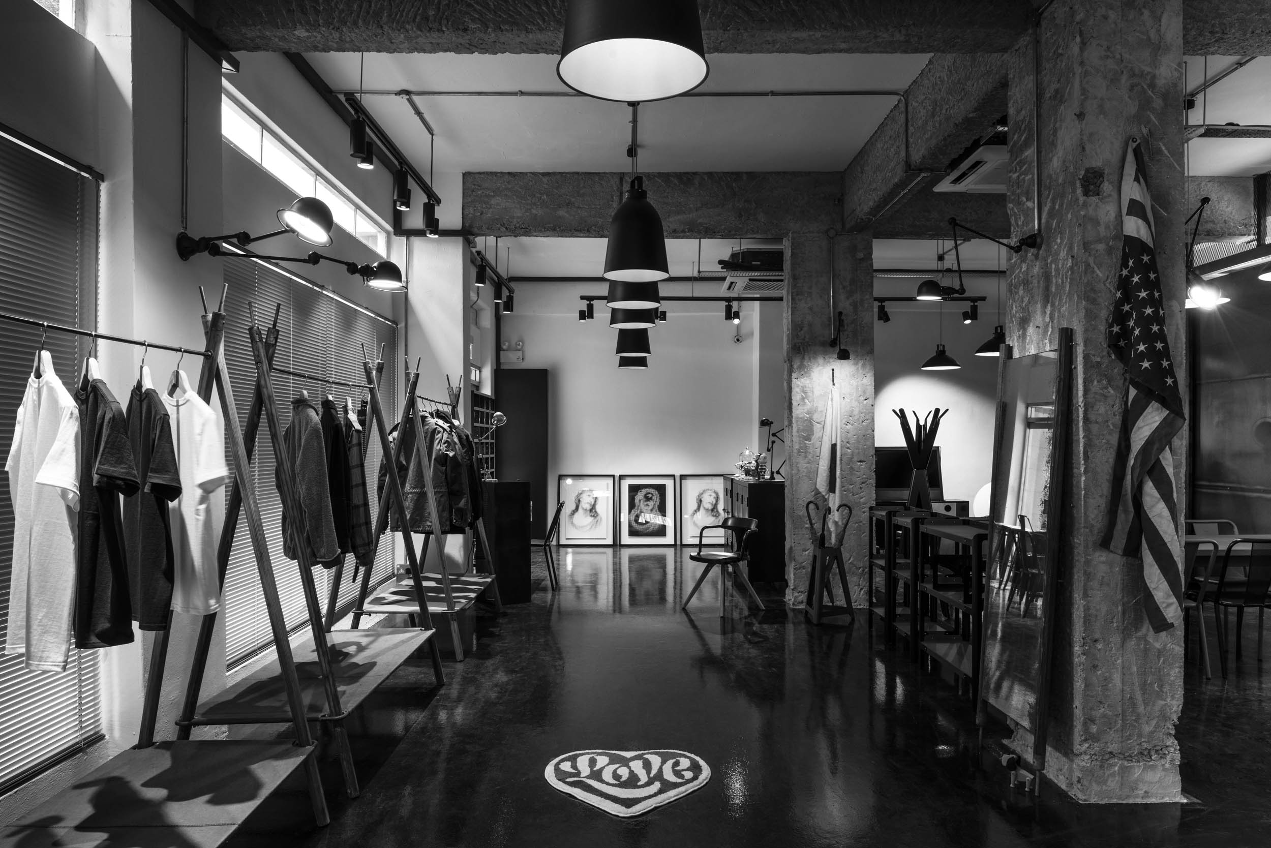 Client  Supplies & Co.  Project  Park House Store  Location  Singapore  Year  2016