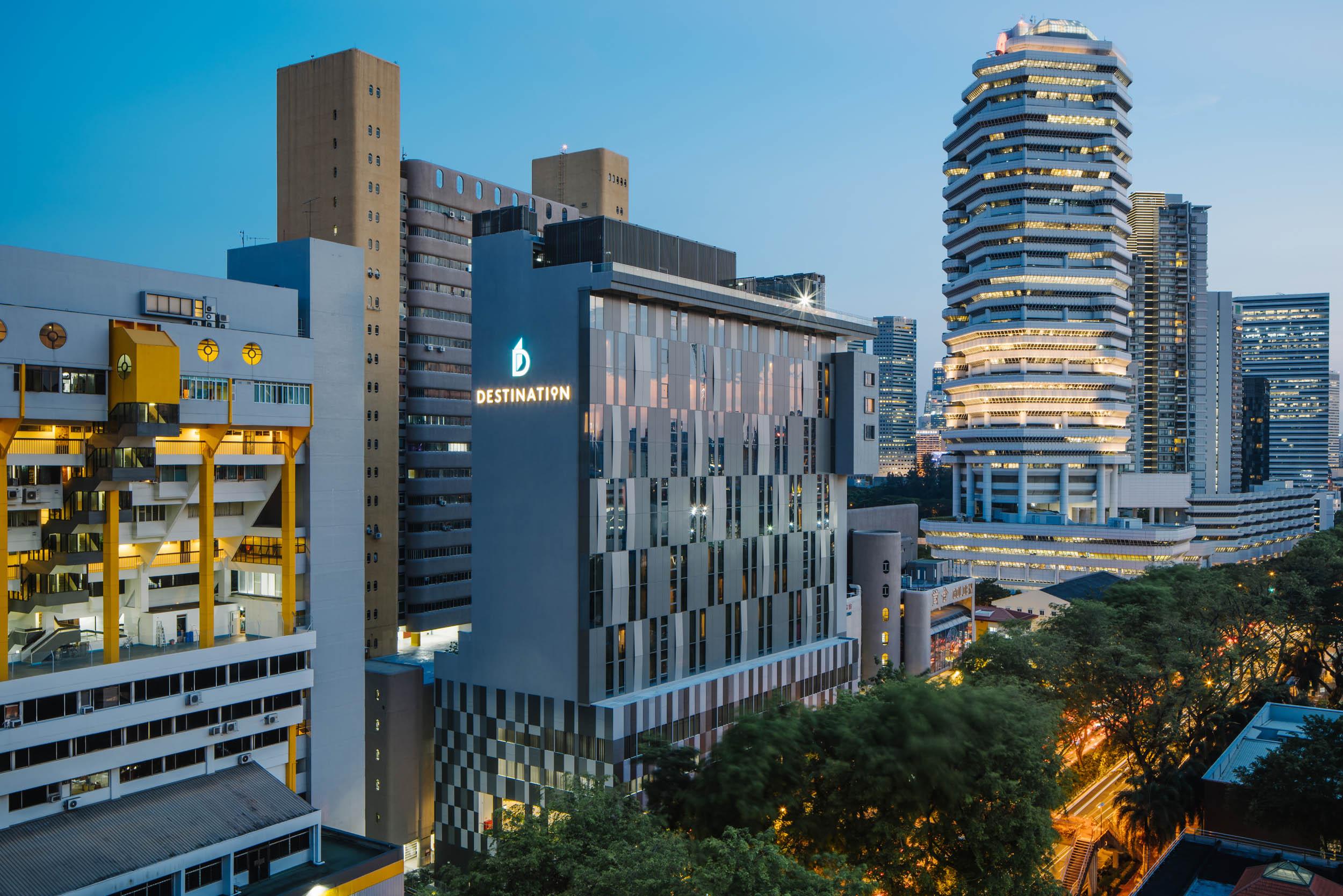 Client  Destination Hotel  Project  Destination Hotel  Location  Singapore  Year  2017