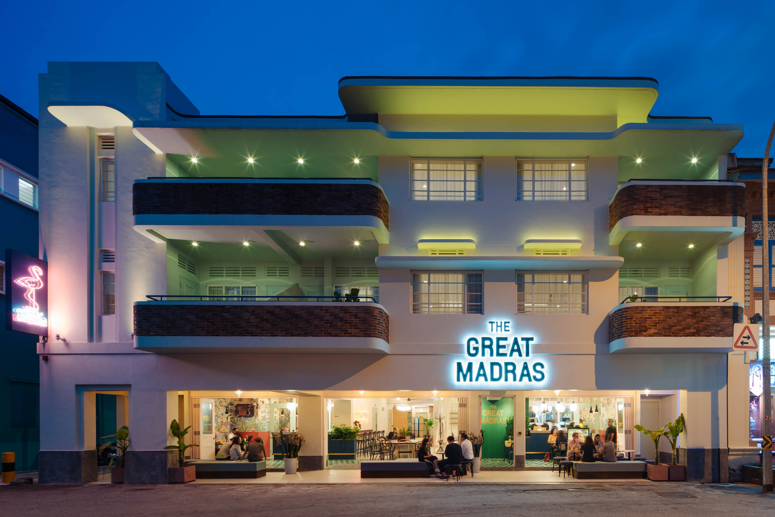 Client  Farm  Project  The Great Madras  Location  Singapore  Year  2018
