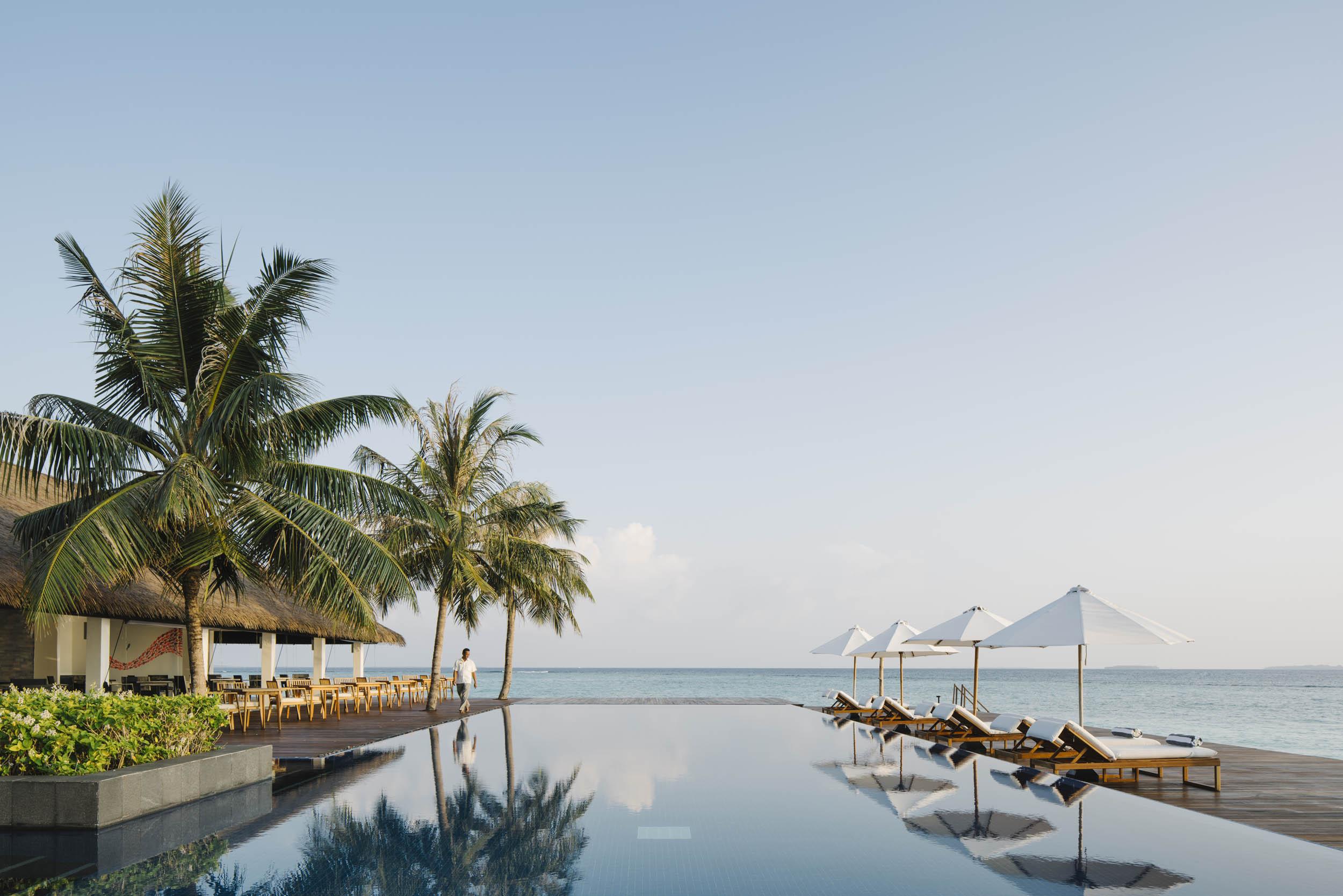 Client  Noku Hotel  Project  Noku Maldives  Location  Kudafunafaru, Maldives  Year  2018