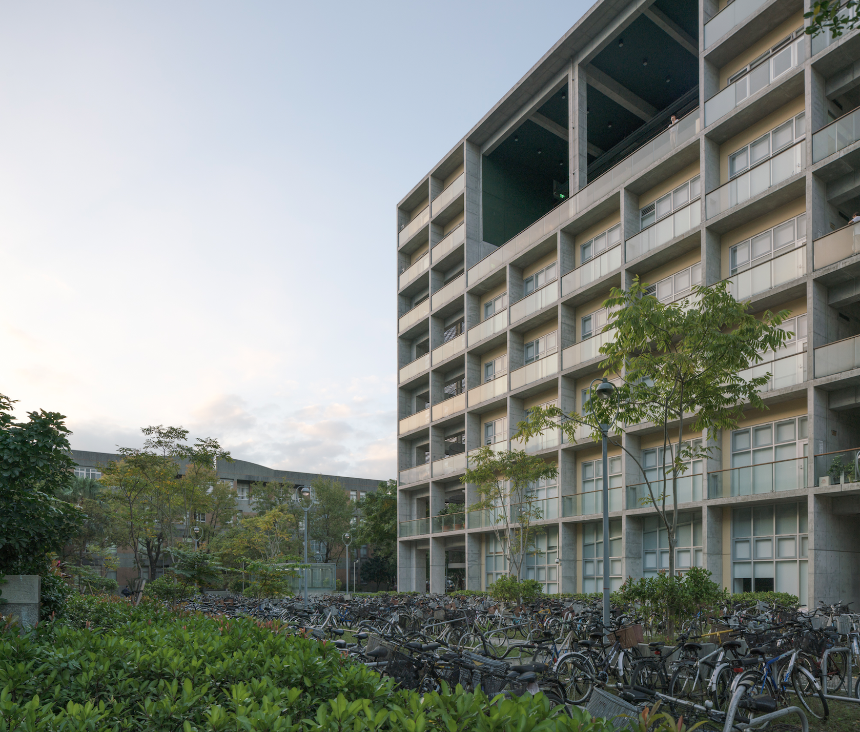 National Taiwan University — Studio Periphery