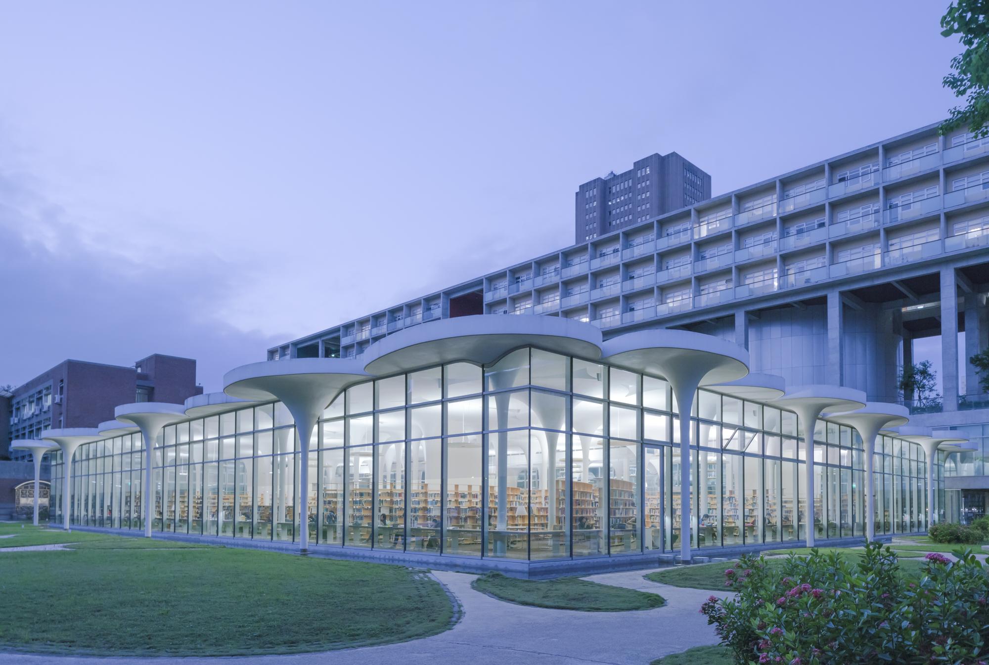 National Taiwan University— Studio Periphery