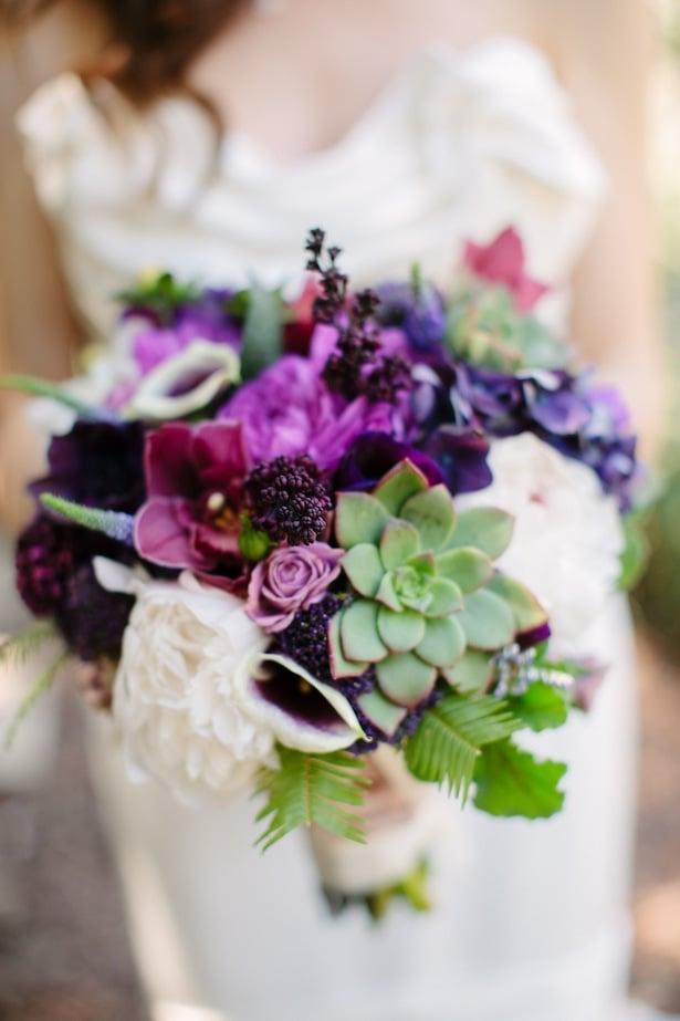 Belmont gown - Carol Hannah - Real Weddings