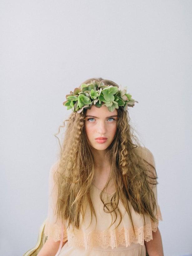 Carol Hannah Wedding Gown - Wedding Hair inspiration shoot with Corbin Gurkin10