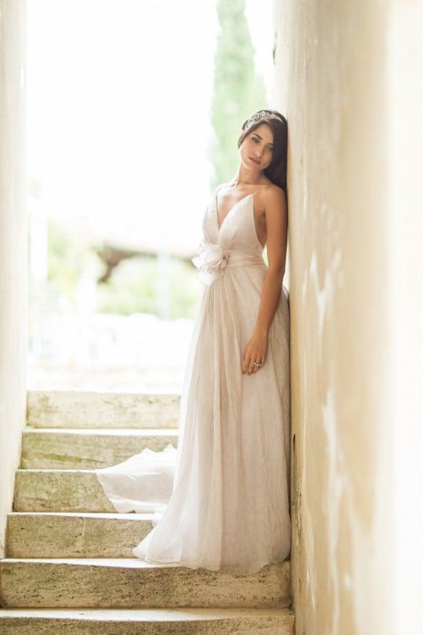 l'Elysee wedding gown