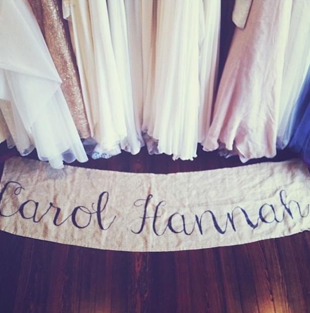 Atlanta Bridal Shop - The Sentimentalist