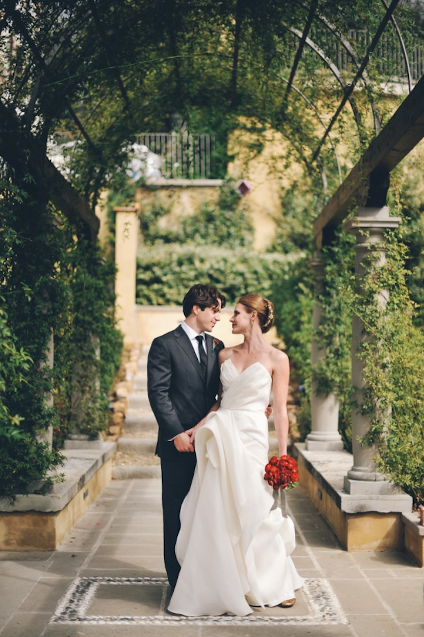 Poplar gown