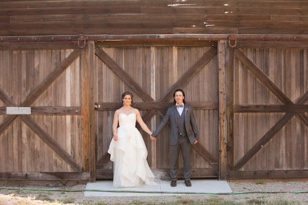Birch Gown, Outdoor Wedding--Carol Hannah