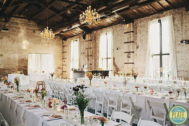 The Green Building Wedding--Carol Hannah