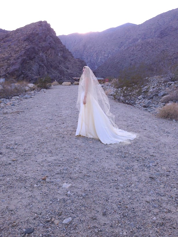 Carol Hannah wedding inspiration in the desert 12