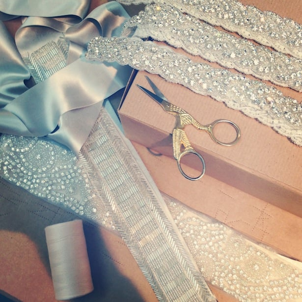 Sparkly Accessories for all! Braided Sparkle sash, Hidden Treasures belt