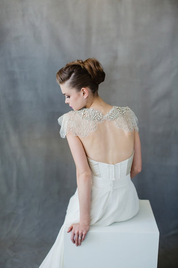 Alliette Bustier and Le Ceil Skirt