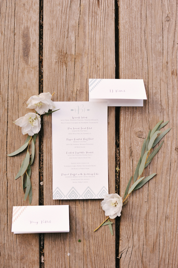 Carol Hannah La Lune Real Wedding Inspiration