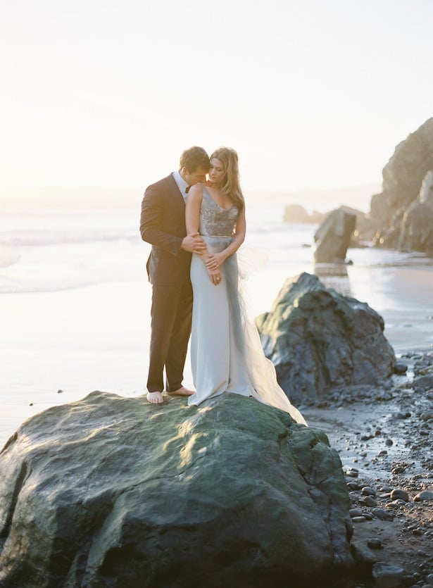12-004722-R1-Carol Hannah Real Wedding Inspiration - Downton gown at the California Coast