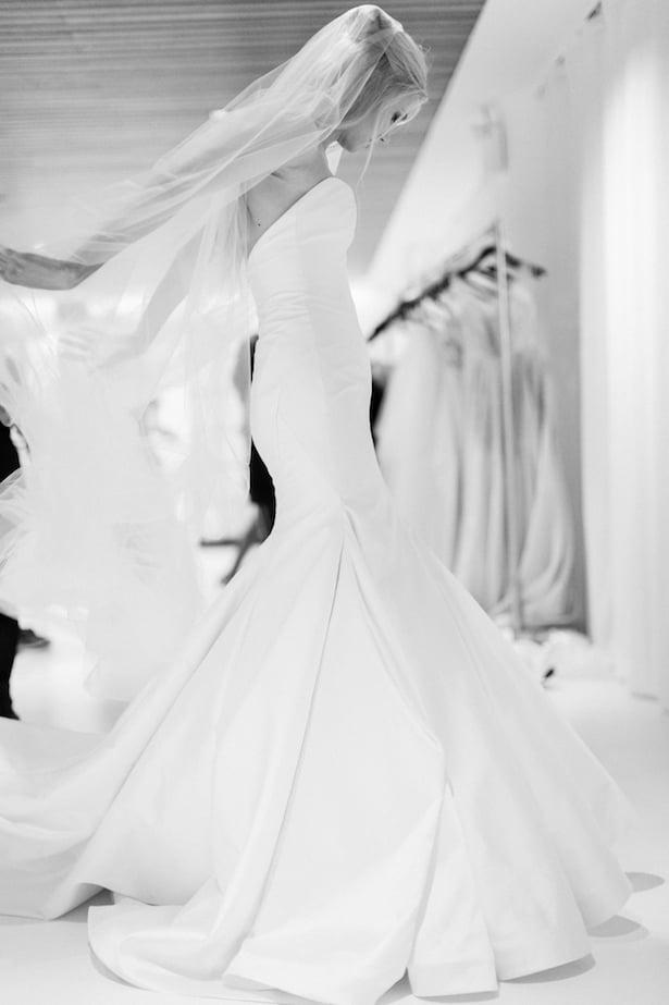 Behind the scenes Carol Hannah 2015 runway show - Tourmaline