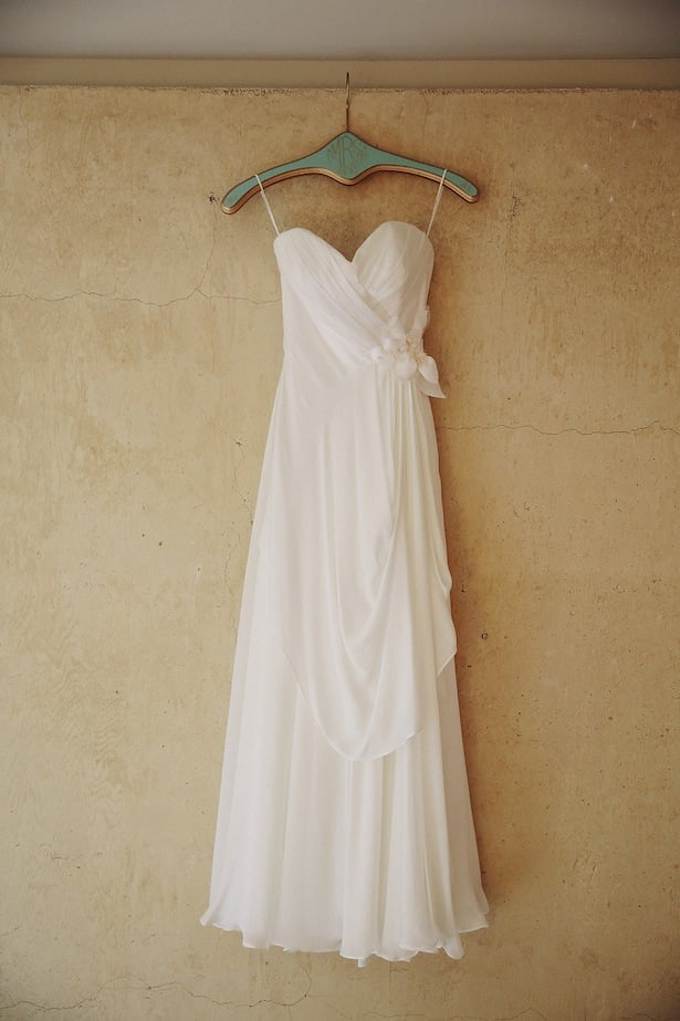 Real Weddings - Carol Hannah Middleton gown