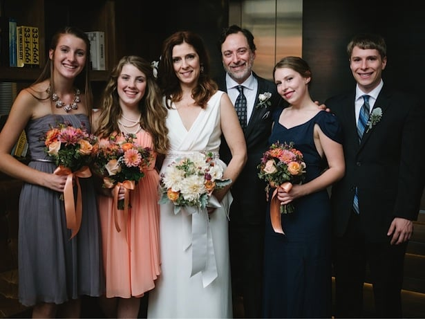 Carol Hannah Real Wedding: Winchester Gown