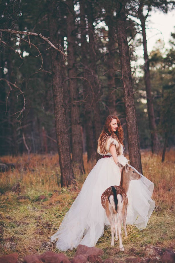 Carol Hannah - Into the Wood Inspiration Shoot 8