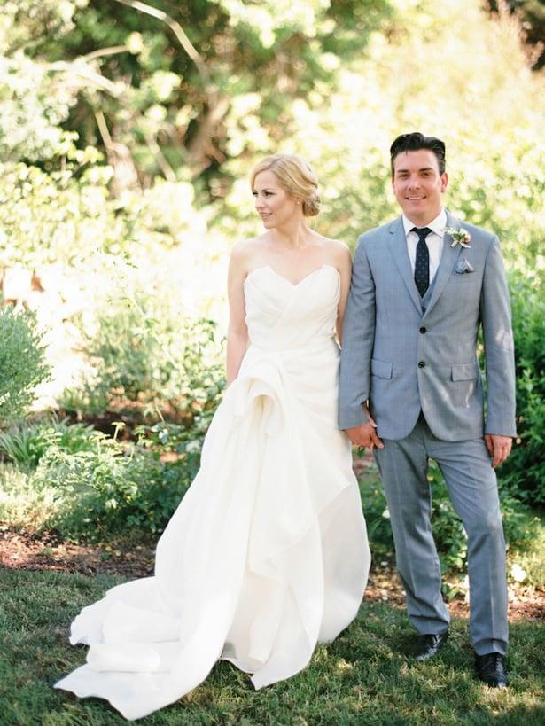 Carol Hannah real wedding Poplar gown 6