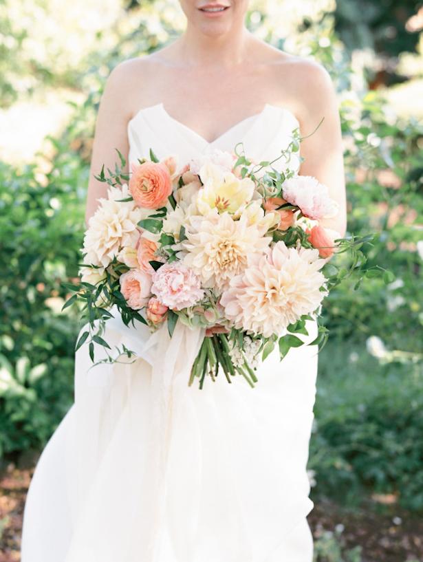 Carol Hannah real wedding Poplar gown 7