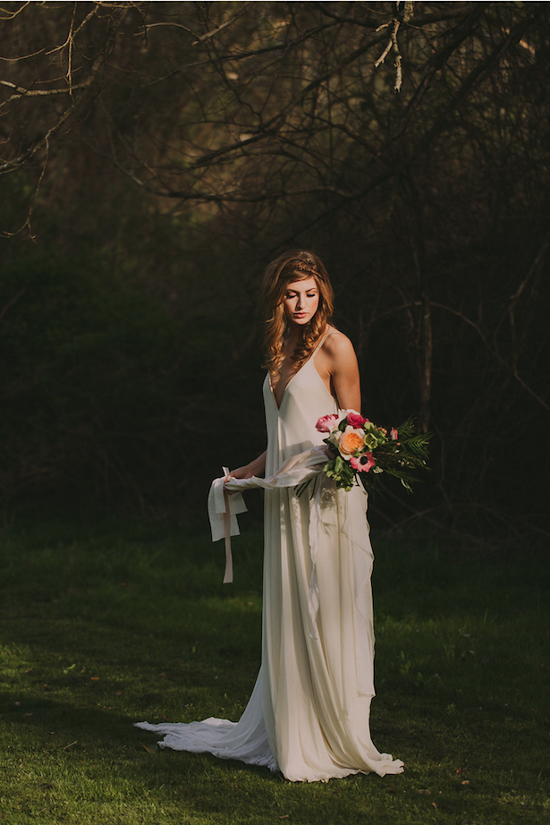 Carol Hannah Celestine and Citrine -Real Wedding Inspiration in Nashville