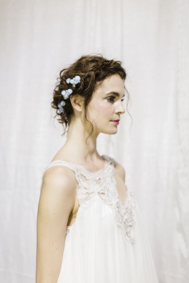 Carol Hannah 2016 Bridal Collection Runway Show - Behind the Scenes with Matthew Ree