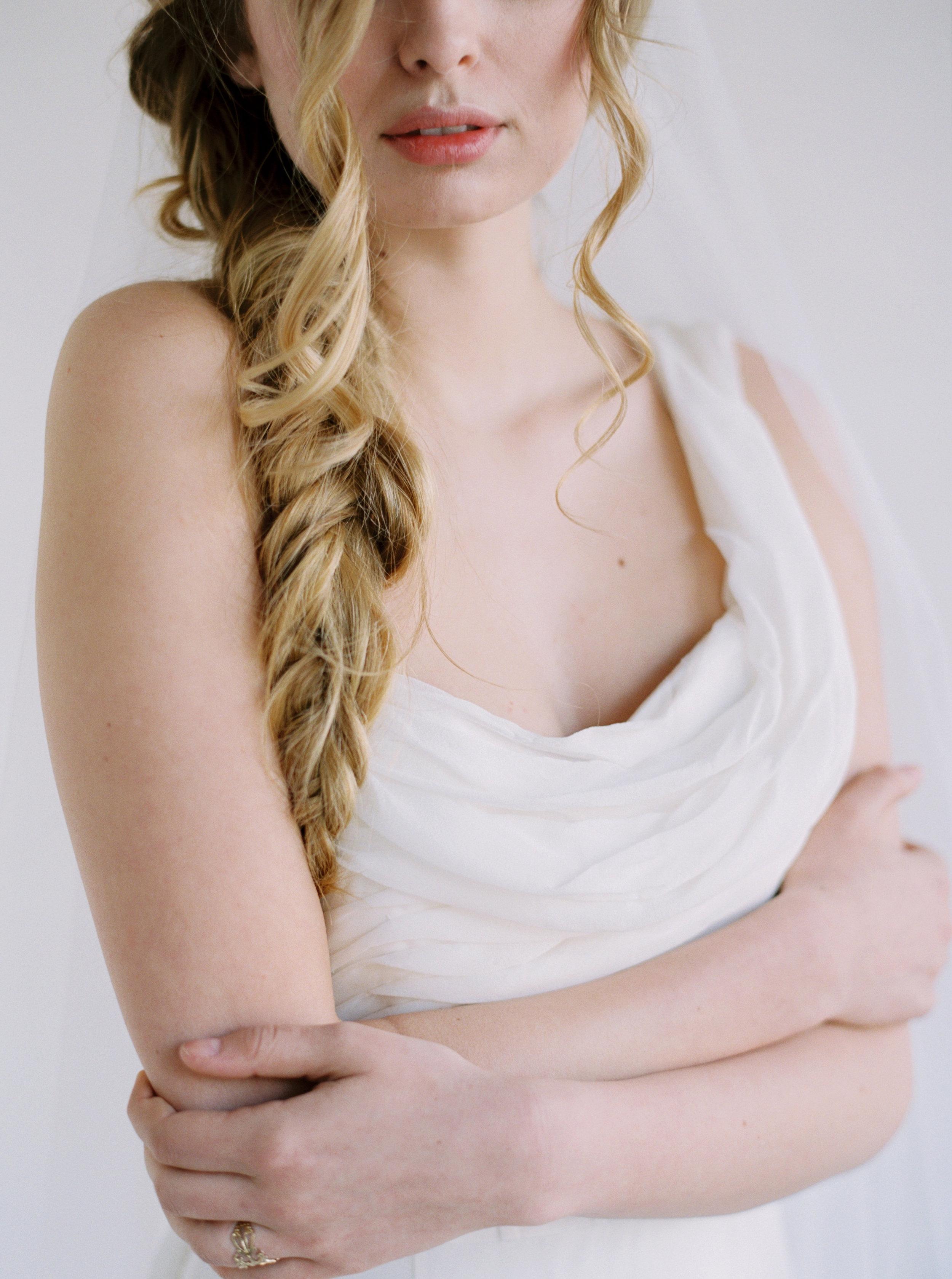 Draped grecian one shouldered flowy wedding gown - Carol Hannah Artemisia-149.jpg