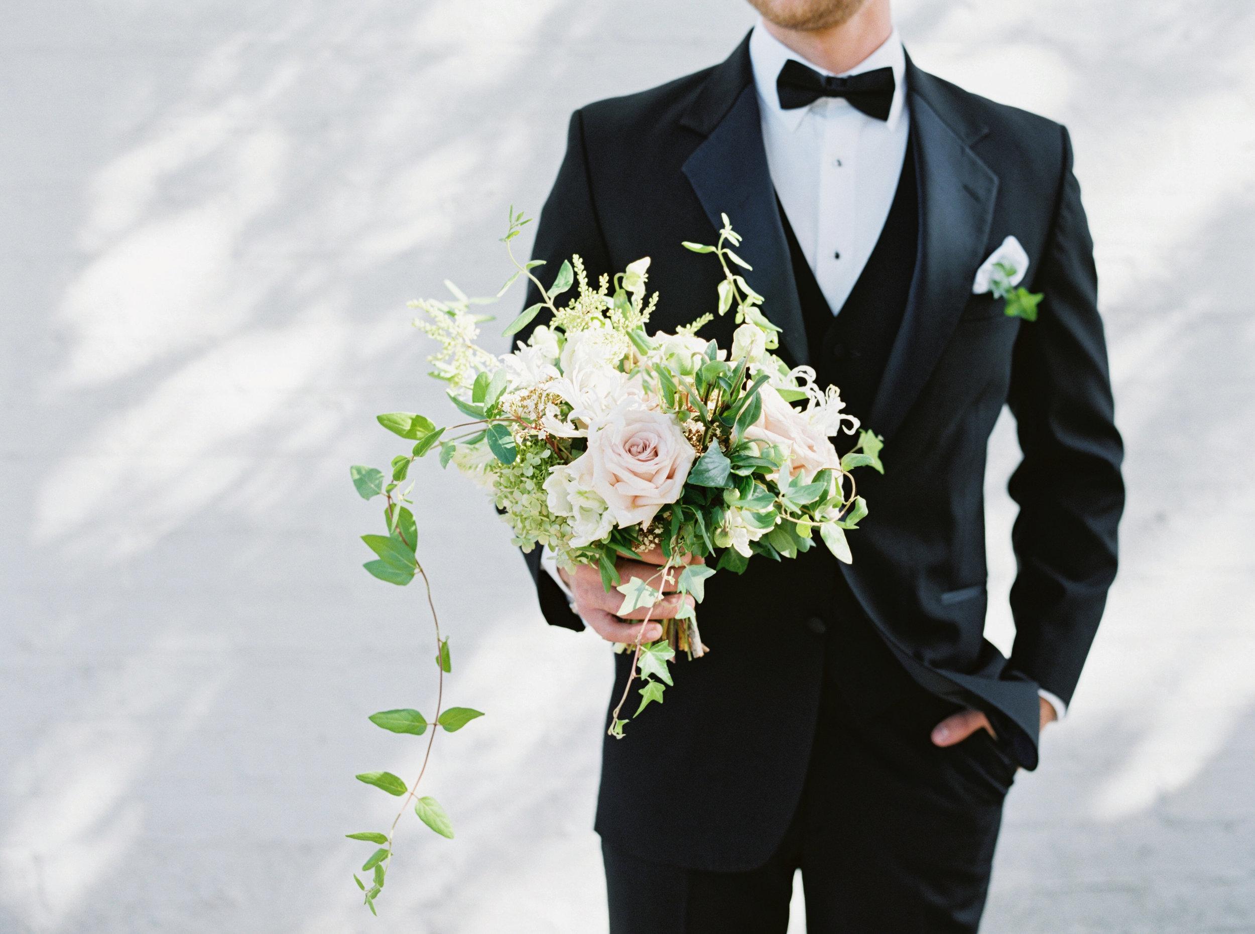 Draped grecian one shouldered flowy wedding gown - Carol Hannah Artemisia-176.jpg