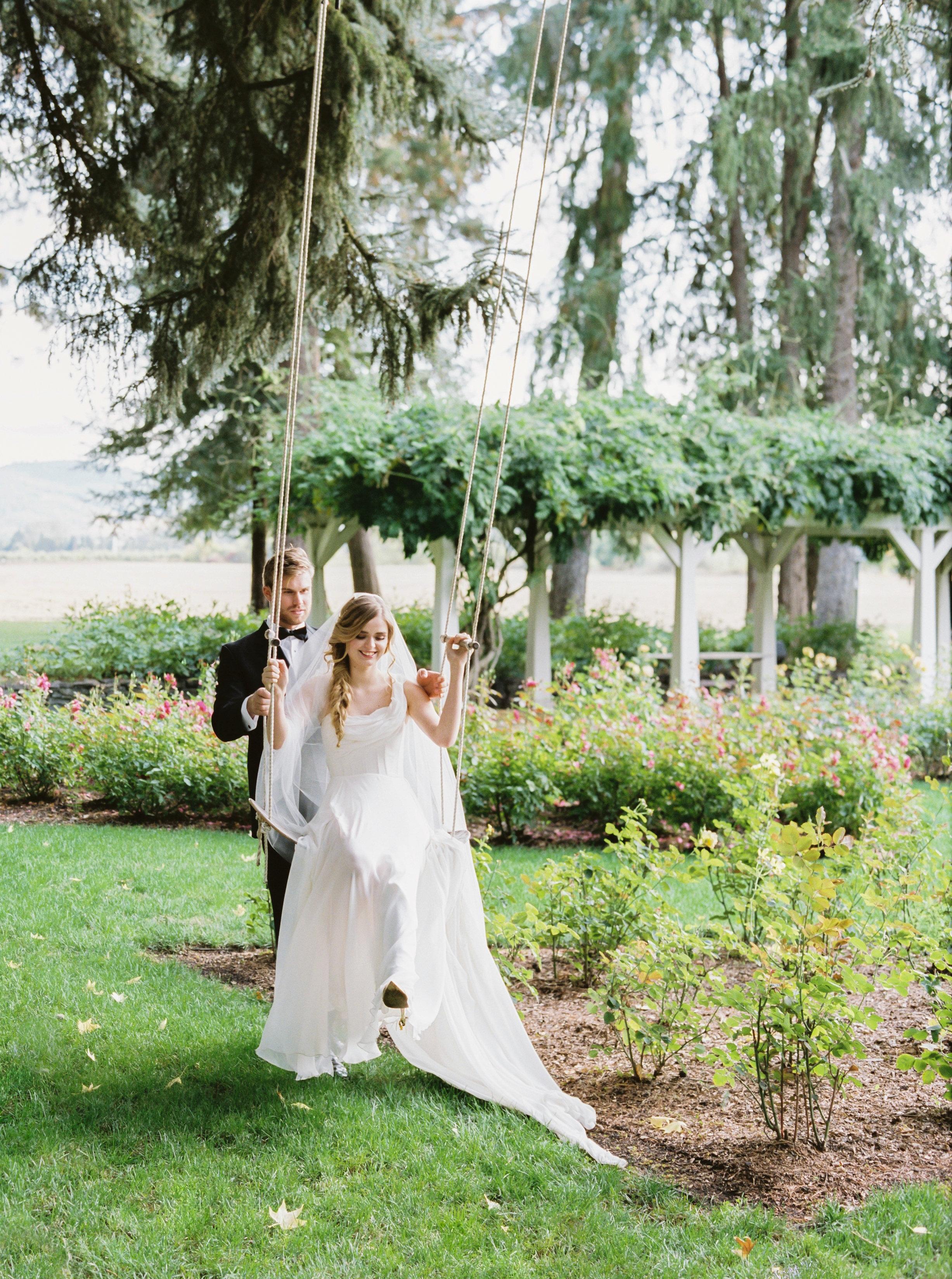 Draped grecian one shouldered flowy wedding gown - Carol Hannah Artemisia-231.jpg