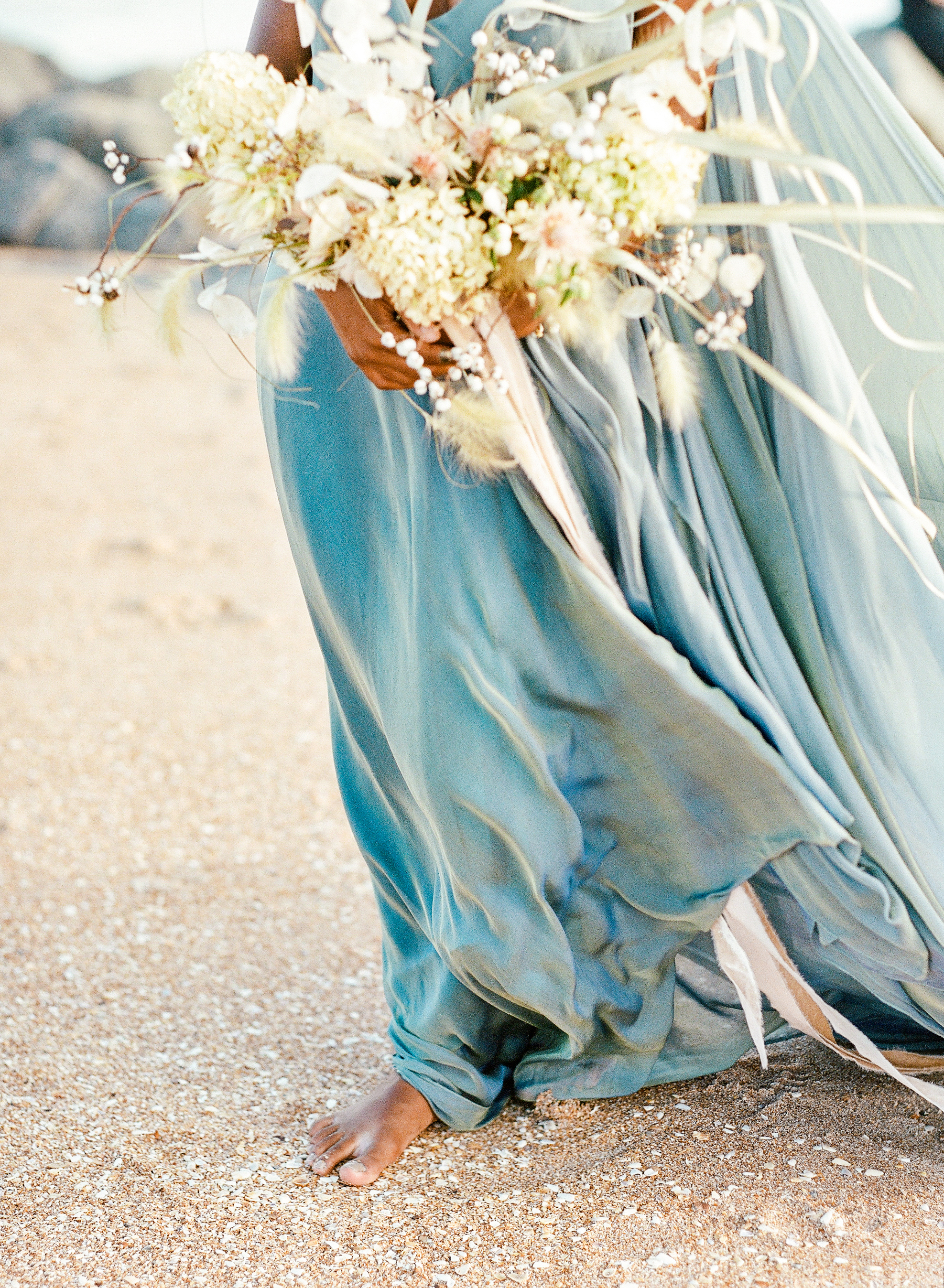Blue wedding gown beach wedding nonconventional bride049.jpg
