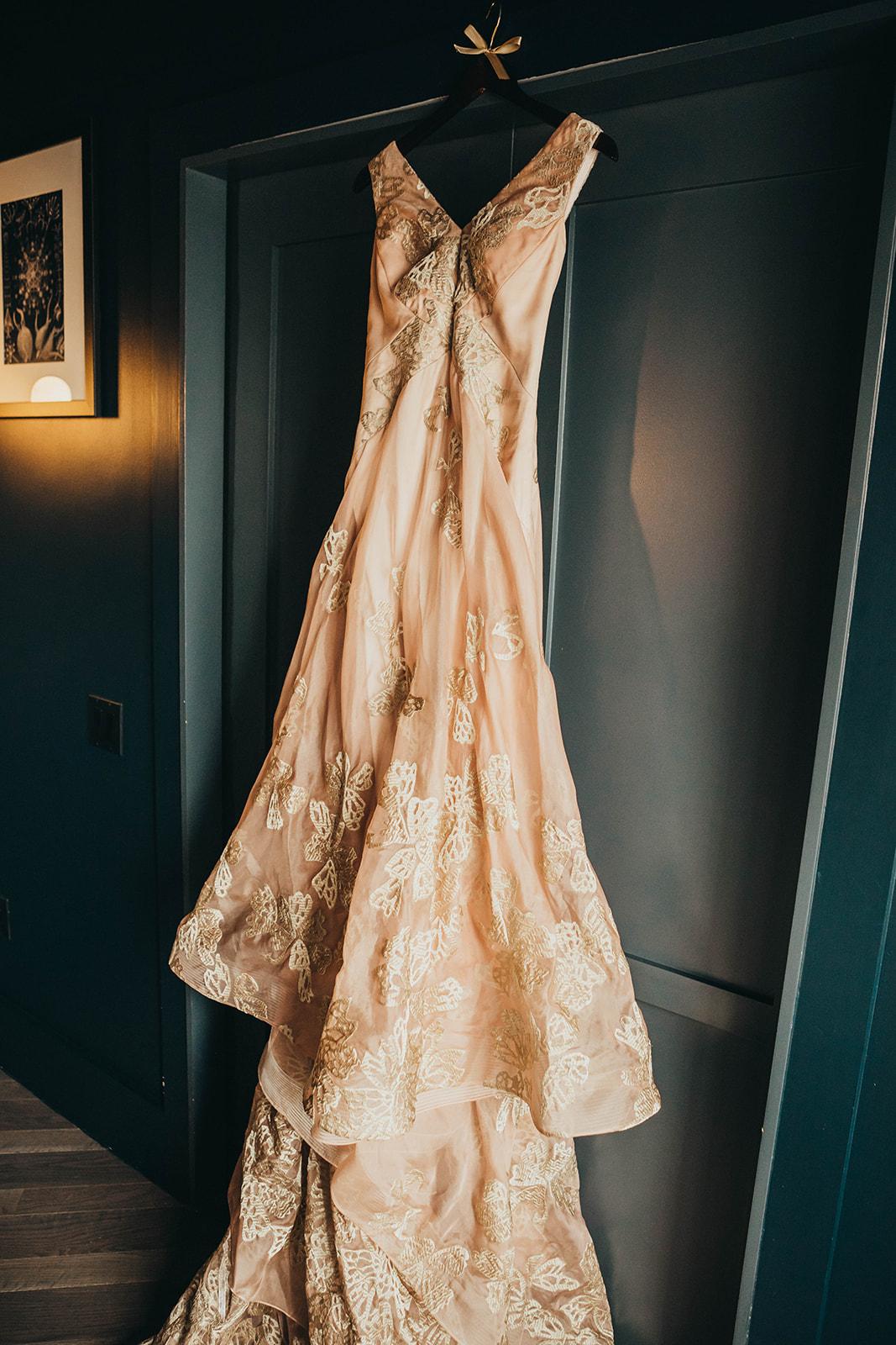 Blush, rose, gold wedding gown with butterflies, victorian bridal trend, nyc wedding gown designer-31.jpg