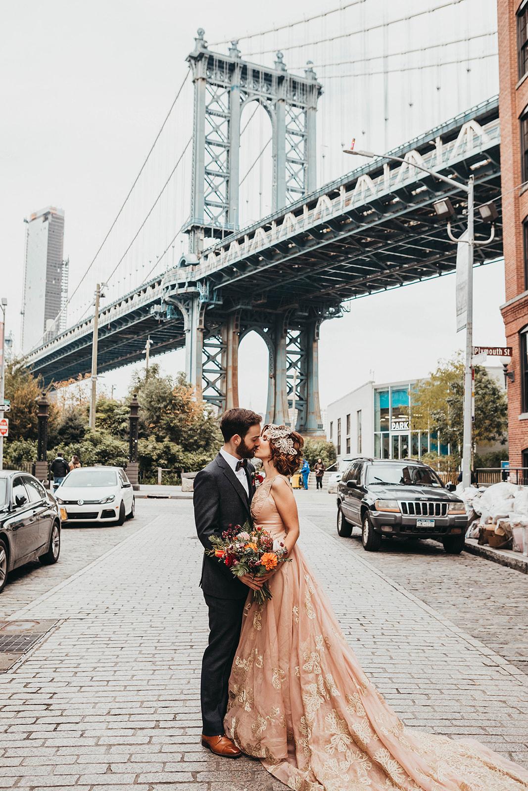 Blush, rose, gold wedding gown with butterflies, victorian bridal trend, nyc wedding gown designer-364.jpg