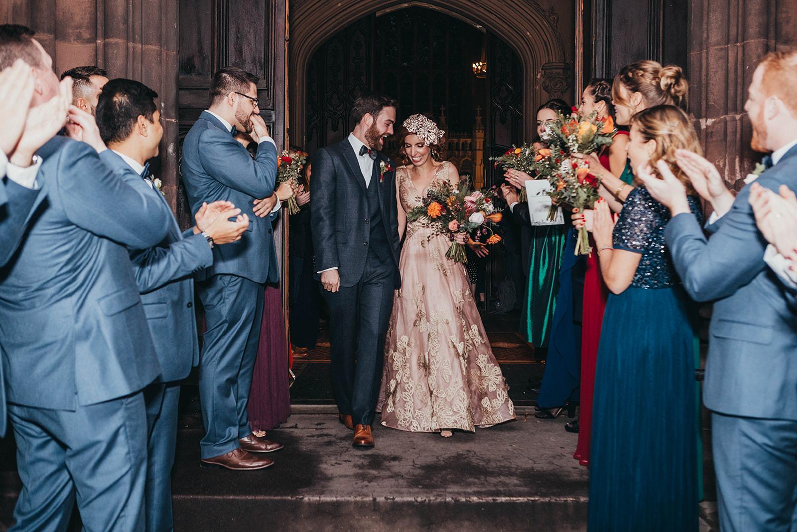 Blush, rose, gold wedding gown with butterflies, victorian bridal trend, nyc wedding gown designer-625.jpg