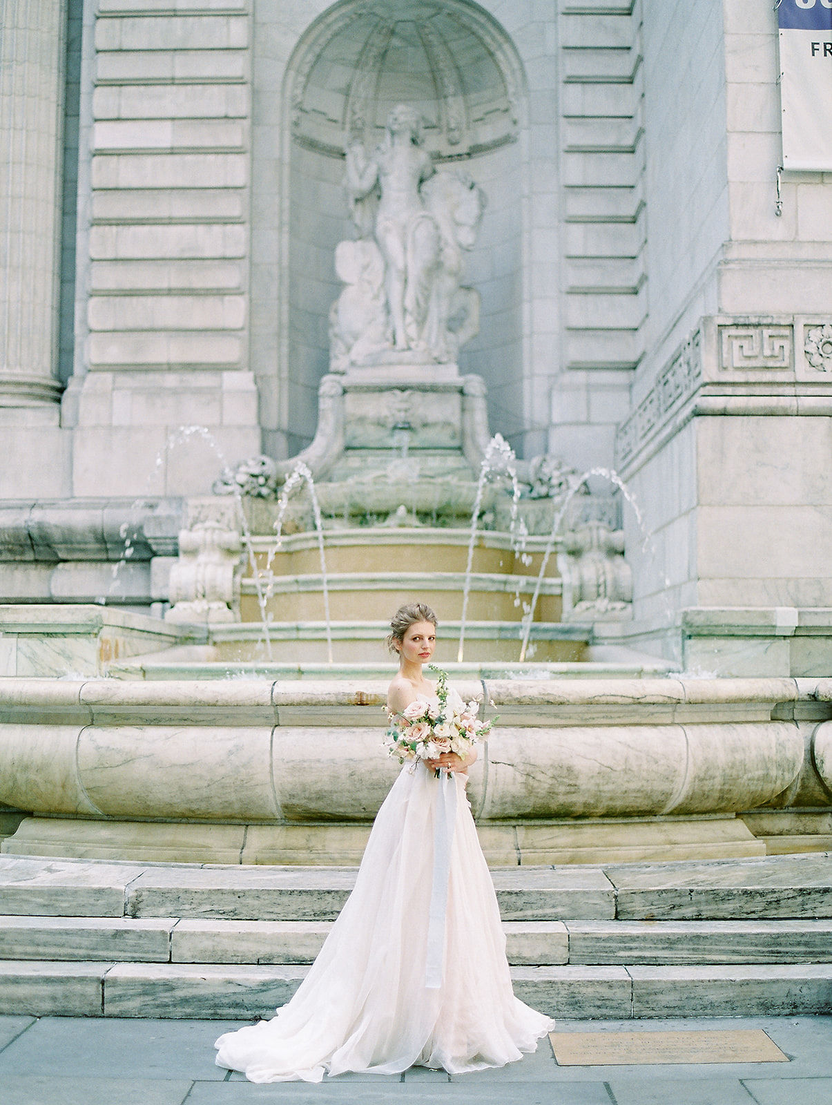 alla prima draped linen wedding gown at new york public library4.jpg