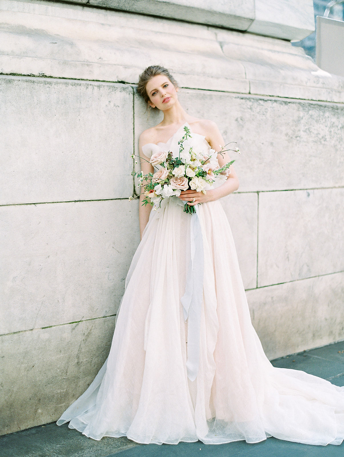 alla prima draped linen wedding gown at new york public library7.jpg