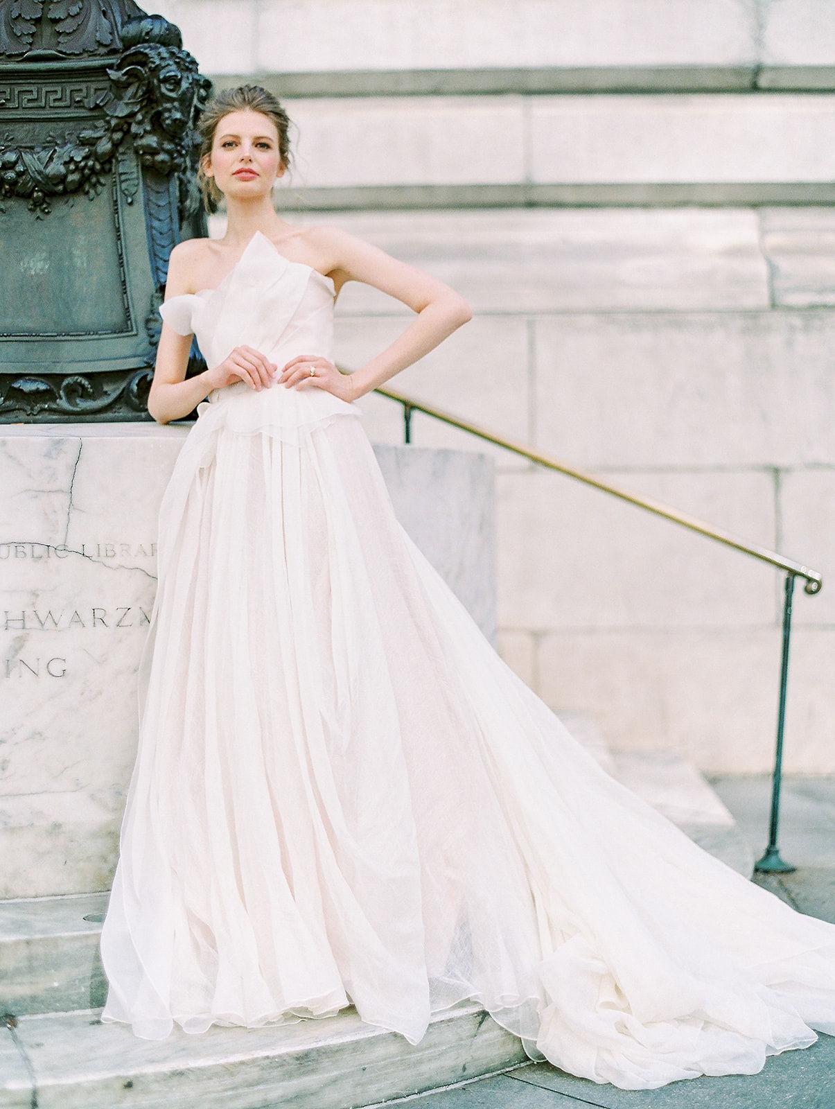 Linen Wedding Dress.Inspiration Carol Hannah
