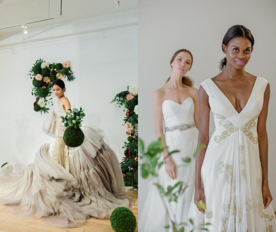 Carol Hannah New York Bridal Fashion Week
