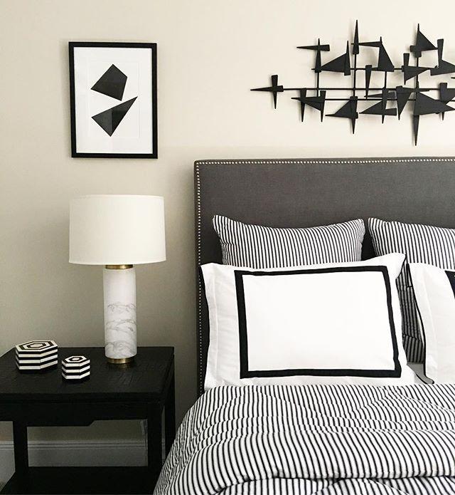 Guest Bedroom at Elizabeth Bay Project #melissakochinteriors
