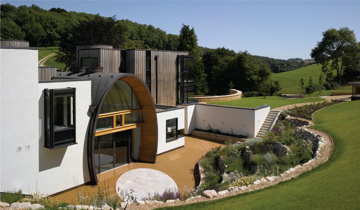 RIBA Award winning: Downley House, Hampshire