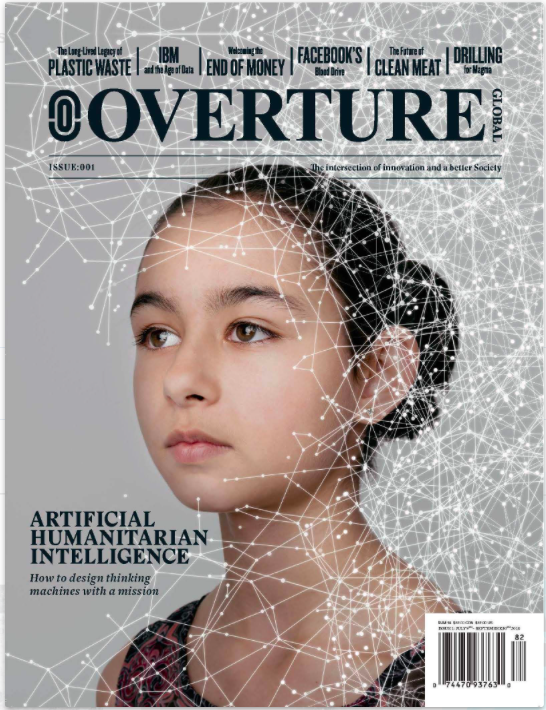 Save the bees, save the world - Overture Global, Issue 001, July 2018