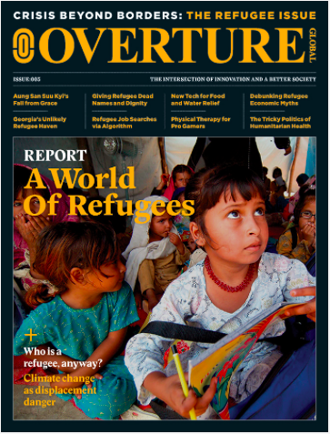 Welcome to the Circular Economy - Overture Global, Issue 003, April 2019