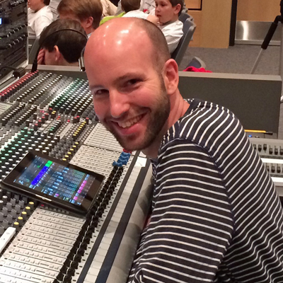 "George Dougherty - Sound EngineerGeorge is a meticulous sound engineer who's searched the world for the perfect sound. While he's heard many wonderful things, he still hasn't found what he's looking for. In the meantime, he and his wife have three children, and he's an IT Manager, sound engineer for his church and many local musical outreaches, and ""At the Table with Dr. King"" - and has visited Russia, India, Dubai, and Israel with MTM. His current favorite band is Ghost Ship (gospel-driven alt rock)."