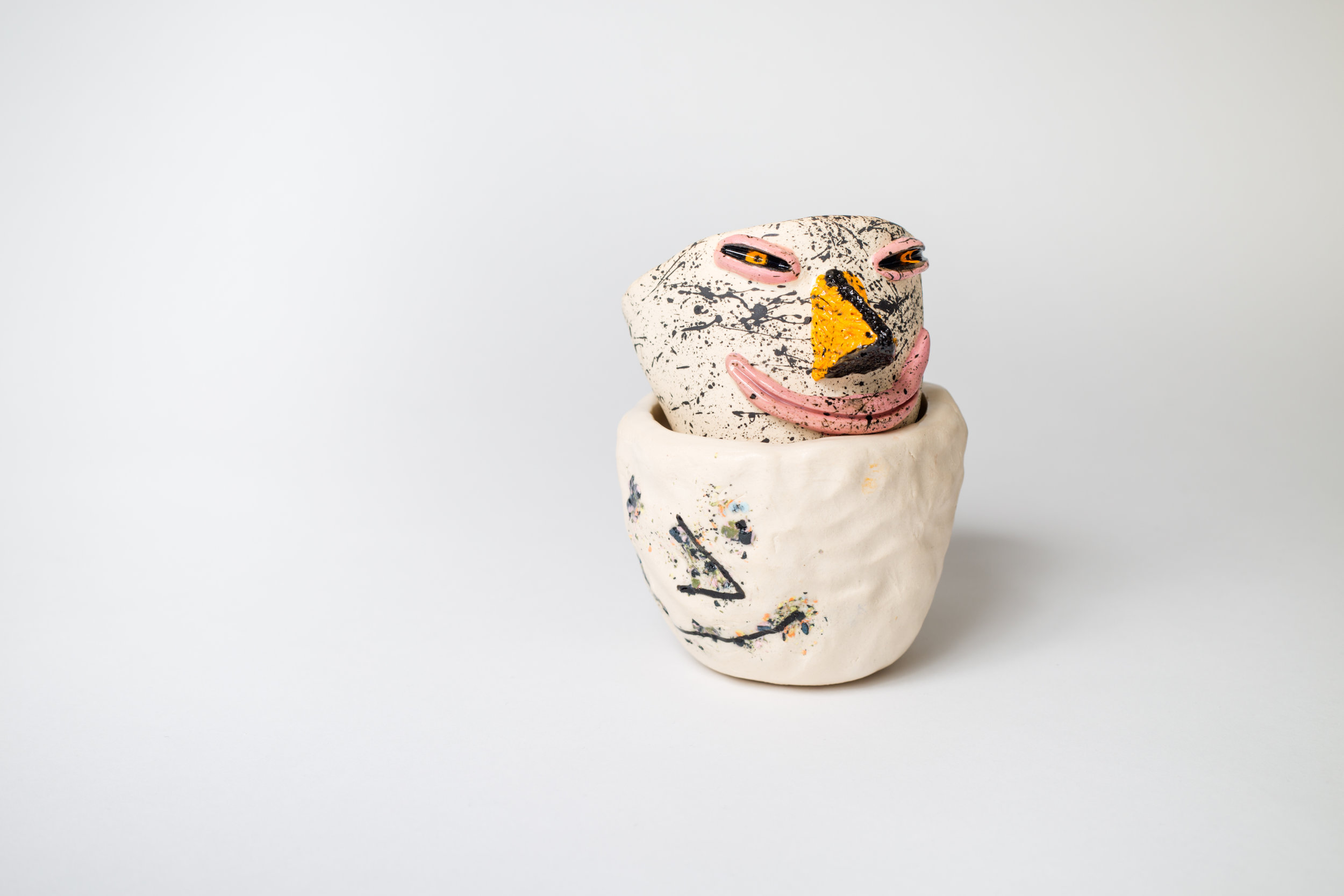 Ceramics by   Olivia Gibb